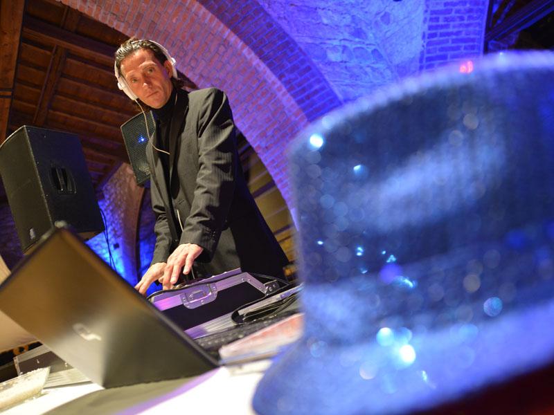 Wedding Dj Italy - Roby DJ Console