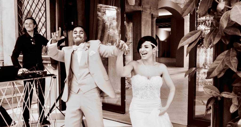 wedding dj Italy - Roberto Palma
