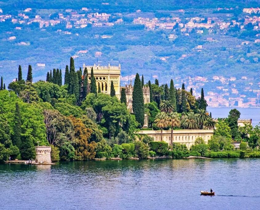 Isola del Garda Lake - Wedding Dj Italy